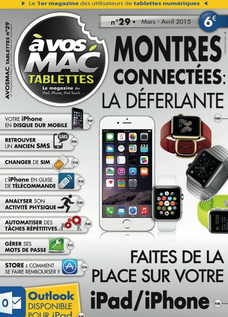 A vos Mac Tablettes mars-avril 2015 - http://www.1magazinegratuit.com/avosmac-tablettes-mars-avril-2015/