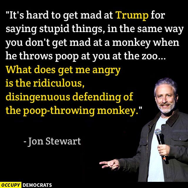 Funniest Political Memes of the Week: Jon Stewart on Trump