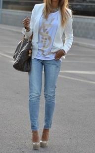 Woman's Fashion + Louis Vuitton speedy