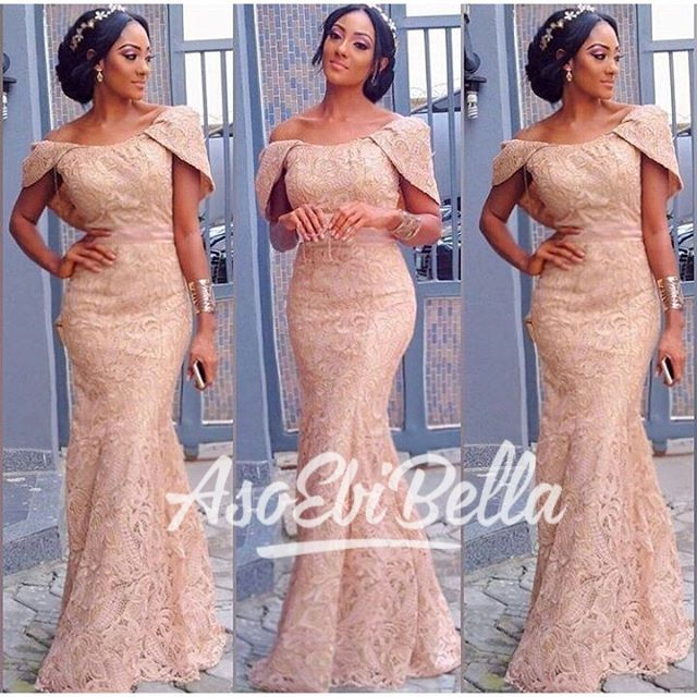 BellaNaija Weddings presents #AsoEbiBella – Vol. 146 – The Latest Aso Ebi Styles