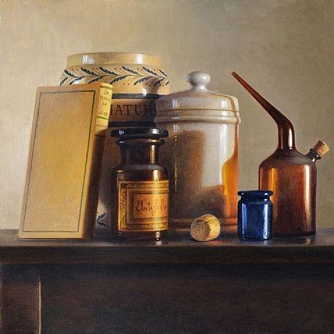 artnet Galleries: Farmacia Italia by Antonio Nunziante from Metamediale