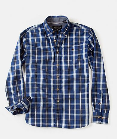 QUEBRAMAR | plaid shirt