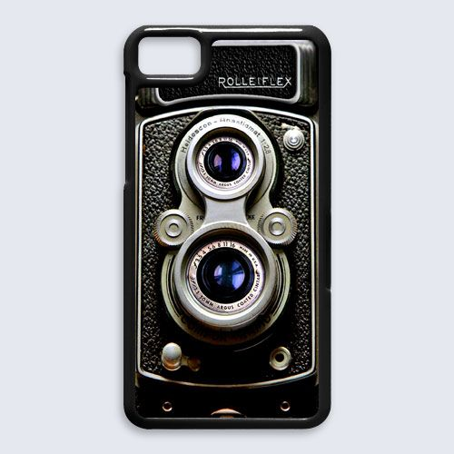 vintage retro rolleiflex camera design for blackberry Z10 case $16.89 #etsy #Accessories #Case #cover #CellPhone #BlackBerryZ10 #BlackBerryZ10case #BlackBerry #Vintage #Retro #Rolleiflex #Camera #Classic