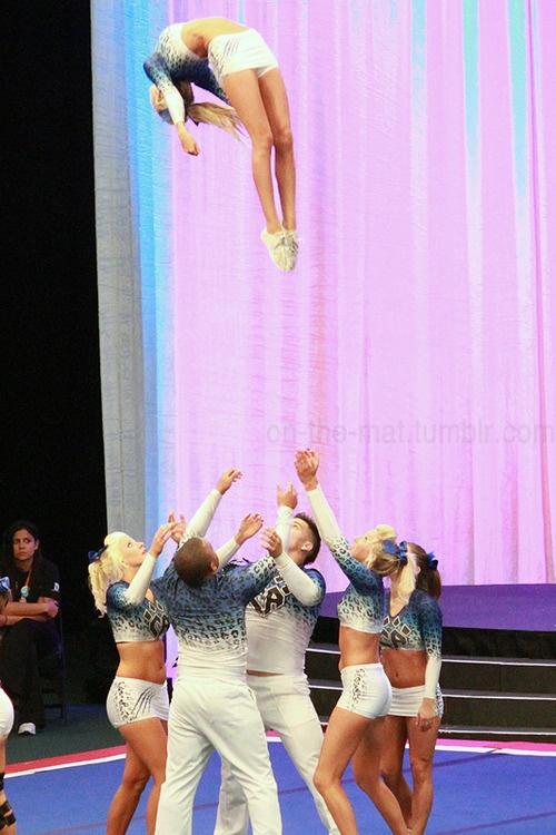 A Cheerleaders Story.