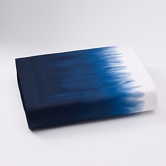gorgeous sheets - could definitely make this!White Sheet, Ralph Lauren, Dips Dyed, Fit Sheet, Dyes Sheet, Beds Sheet, Ties Dyes, Dips Dyes Home, Dip Dyed