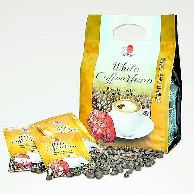 DXN White Coffee Zhino....