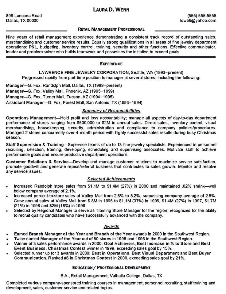 9 best sample resume images on Pinterest Resume templates - business analyst resume summary