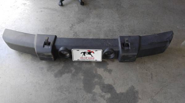 Front bumper jeep wrangler 2012 (Nicholasville) $40