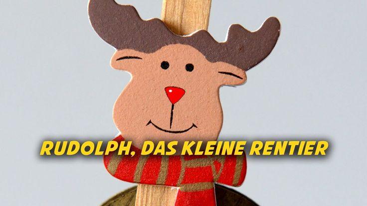 Rudolph, das kleine Rentier  |  Deutsche Weihnachtslieder
