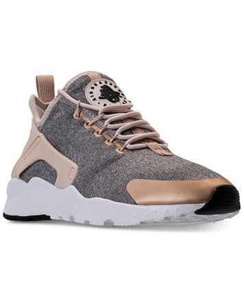 4b17866812b09 Nike Women s Air Huarache Run Ultra SE Running Sneakers from Finish Line