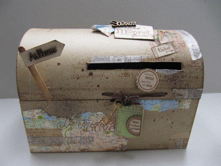 urne voyage