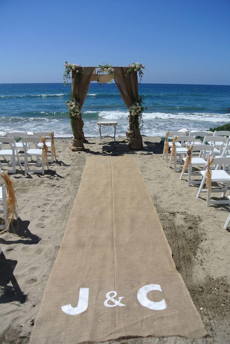 best beach wedding locations on budget%0A San Diego Beach Wedding               Beach House Rental
