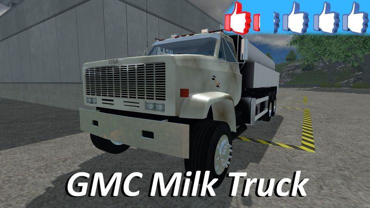 Review GMC Milk Truck #FS15