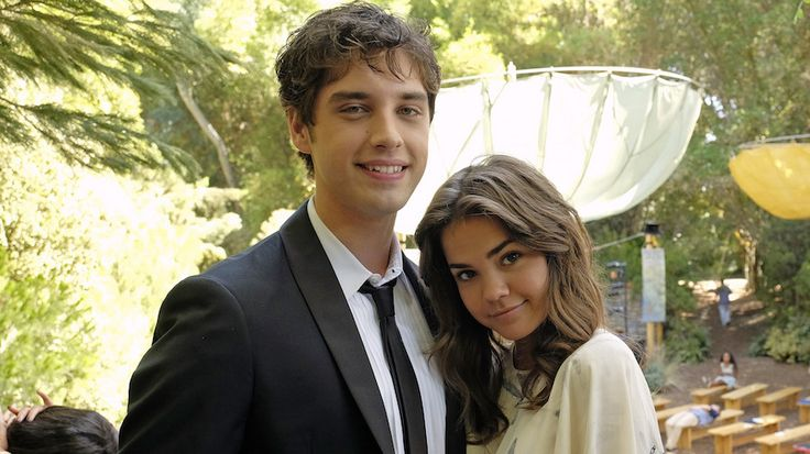 Brandon and Callie The Fosters | The Fosters': Are Brandon and Callie true love or a coping mechanism ...
