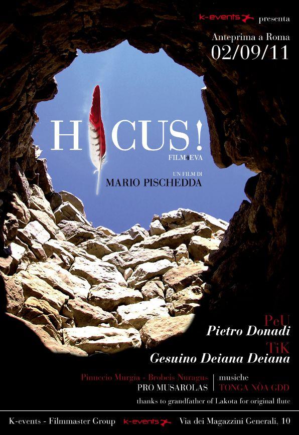 Mario Pischedda, poster di Hicus