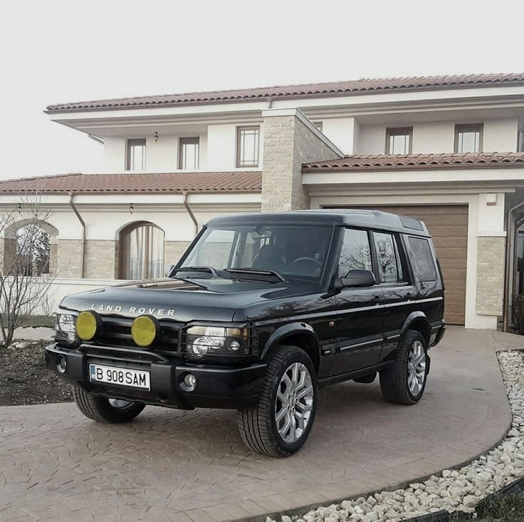 1000+ Images About Land Rover Discovery II On Pinterest