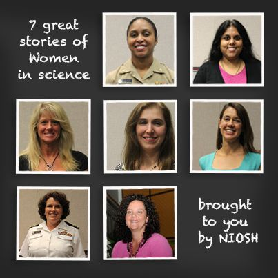 The Women in Science video series spotlights a few of NIOSH's many talented and diverse female scientists.
