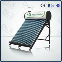 2015 best selling compact preheating solar hot water heater,v guard solar water heater price list