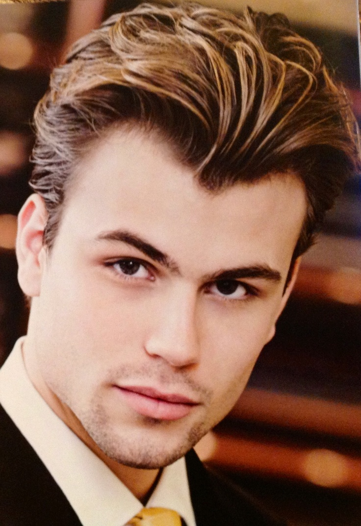 Magnificent 1000 Images About Gents On Pinterest Short Hairstyles Gunalazisus