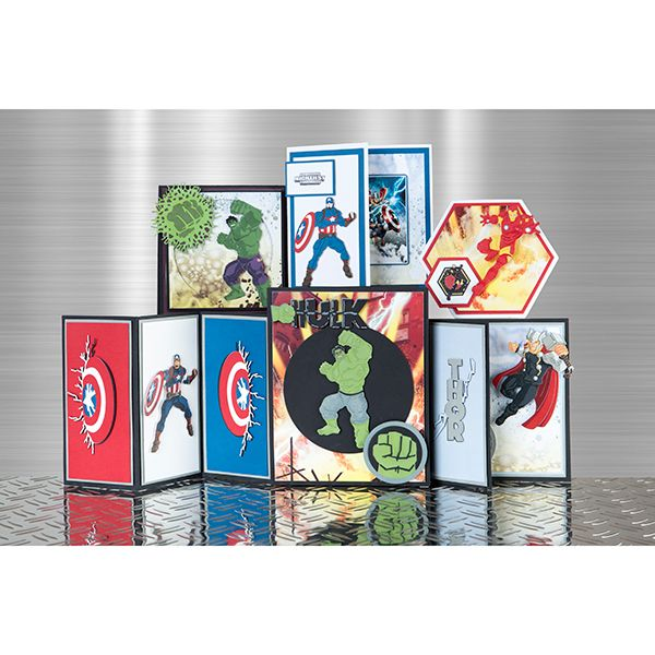 Marvel Avengers Complete Collection