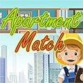 Apartment Match - http://www.allgamesfree.com/apartment-match/  -------------------------------------------------  Stack appartments and create a stack of 3 of the same appartments to remove those.   -------------------------------------------------  #BoardGames