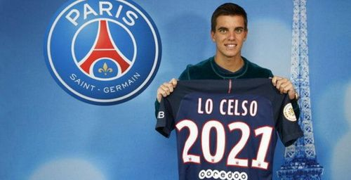 Maillot THIRD PSG Giovani LO CELSO