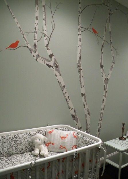 Décoration chambre bébé- 25 idées originales faciles à imiter