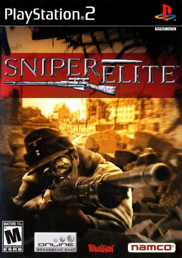 Game PC Rip - Sniper Elite [NTSC] [Inglés] PS2