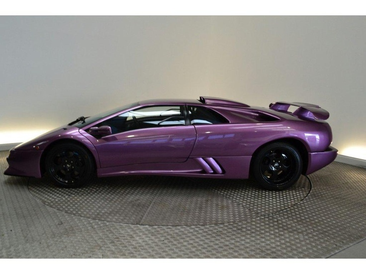 Delightful £175,000 Lamborghini Diablo SE 30 JOTA 5.7 2dr 1995