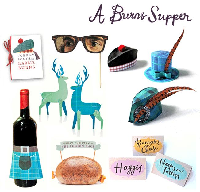 Pinterest the world s catalog of ideas for Burns supper menu template