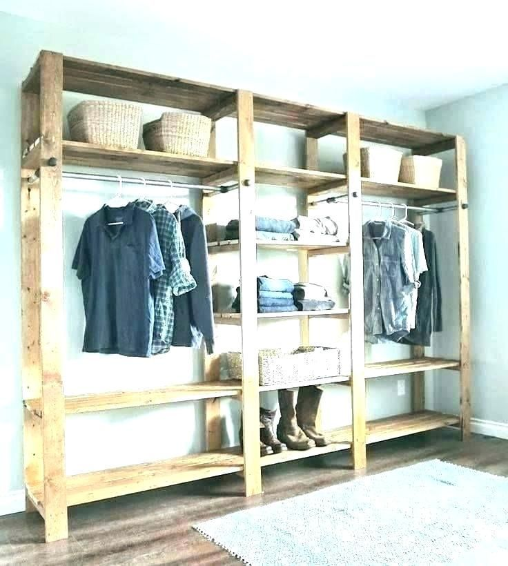 Pinterest Closet Ideas Alternative Clothing Storage Closets