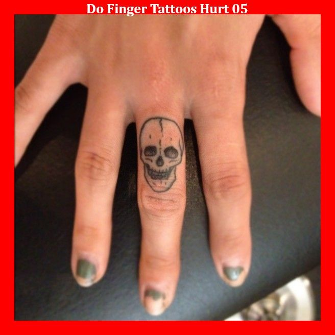 Do Finger Tattoos Hurt 05
