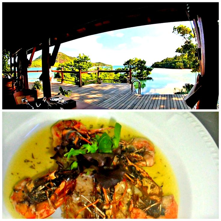 Tempted to savour the Creole-inspired cuisine at Bounty restaurant…? #EnchantedIslandSeychelles #Seychelles #GreatFood #GreatViews