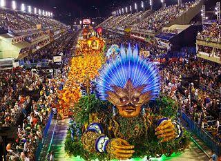 В Рио-де-Жанейро завершился карнавал