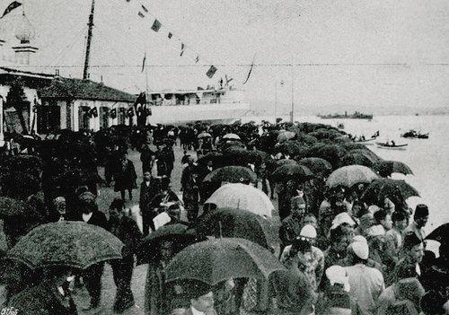 [Ottoman Empire] Salonica Visit of Sultan Mehmed V, 1911 [Thessaloniki, Greece] [Sultan Reşad'ın Selanik Ziyareti] (10)   by OTTOMAN IMPERIAL ARCHIVES