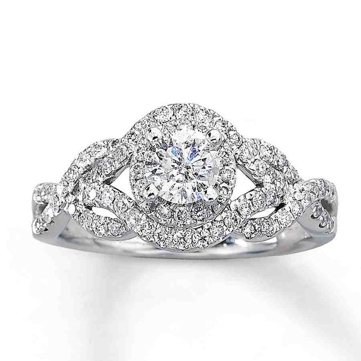 63 Best Carat Engagement Rings Images On Pinterest