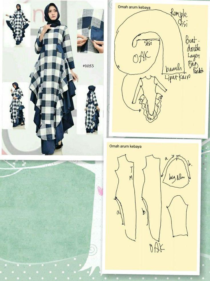 Gamis pattern