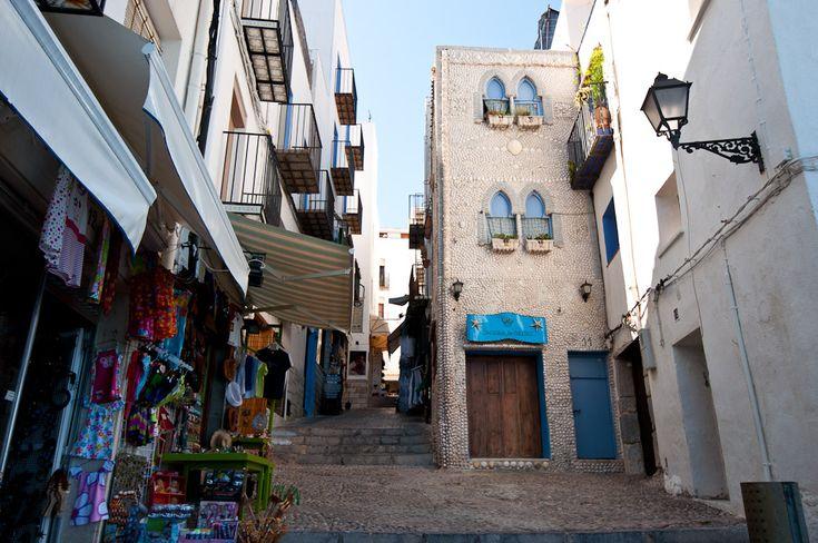 Casa de las conchas, #peñiscola