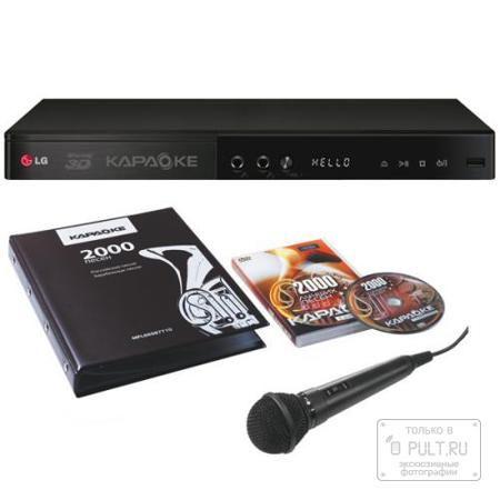 LG BKS-2000  — 8679 руб. —  Еще больше новых песен с приложением Karaoke.ru в караоке-саундбаре и караоке-системах LG с функцией Smart TV. Необходимо запустить приложение Karaoke.ru в LG Smart TV в разделе «Премиум», в разделе «Подписка» ввести код 77778217637 и получить бесплатный доступ к еженедельно обновляемым популярным песням на 7 дней*. Лучшее развлечение для семьи и компании!      * Возможно использование 1 раз на 1 устройстве. Доступ на 7 дней с момента активации.      Караоке –…