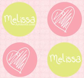 Melissa Names Layouts | Melissa Name Layout Background