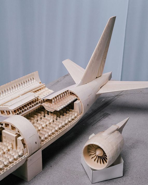 Paper Flight: 48 Models Ready For Takeoff