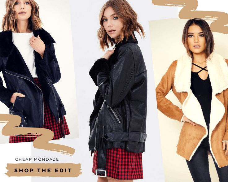 """Your coat or jacket is the """"make or break"""" to any outfit. No matter what style you're wearing, your outerwear will inevitably be the focal point, soit makes"""