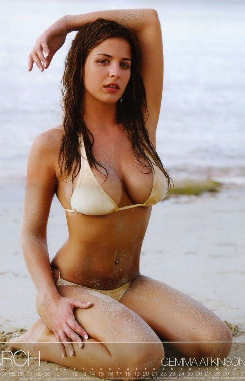 November 15th (or 16th - no one really knows for sure, Gemma, call us) is Gemma Atkinson's birthday. In 2011, the British model / actress turns 27 years young. She initially rose to fame playing Lisa Hunter on the soap opera Hollyoaks then went on to appear on reality TV series such as I'm A Celebrity... Get Me Out of Here! and in magazines like FHM, Maxim, Zoo and Nuts. She landed on FHM's 100 Sexiest Women list (2006-2009) and AskMen.com's 99 Sexiest Women of 2008. She's also modeled for…