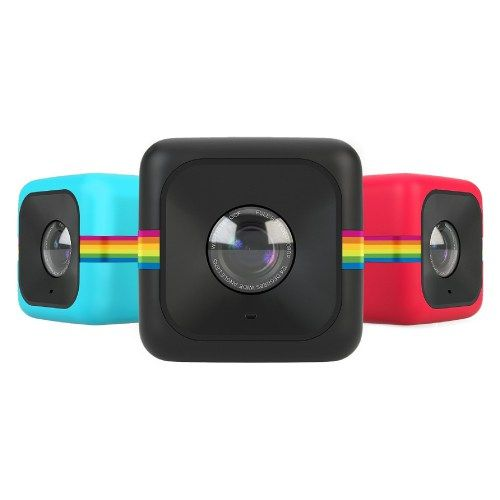 Polaroid Cube Action Camera (Christmas gifts for military boyfriend)