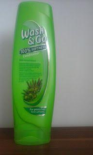 Cosmetics & Life: Review: Balsam de păr Wash & Go pentru păr gras
