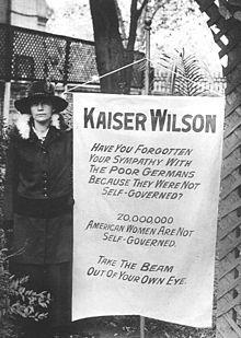 Suffragetten – Wikipedia