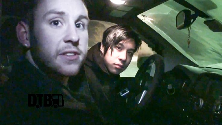 The progressive metal band, The Great Divide, takes you on a tour of their touring vehicle, during their recent winter tour.