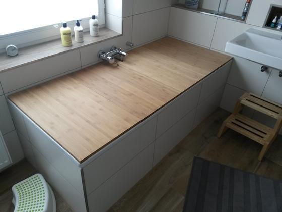 die besten 10 badewanne selber bauen ideen auf pinterest selbstgebaute badewanne badezusatz. Black Bedroom Furniture Sets. Home Design Ideas
