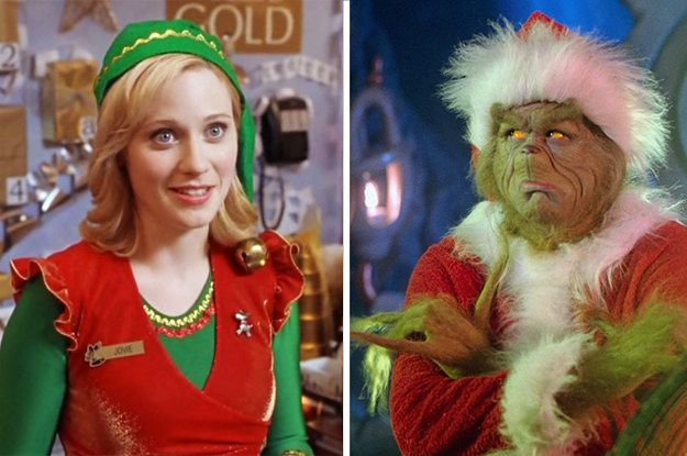 Pick Some Holiday Faves And We'll Give You A Christmas Movie To Watch This Weekend