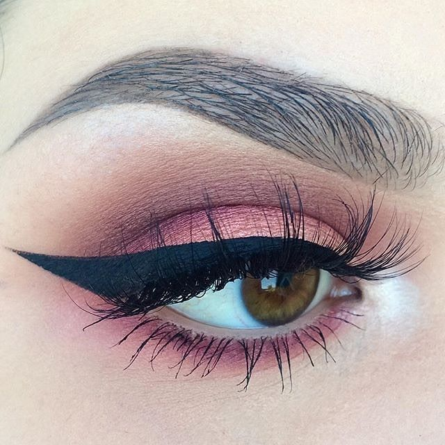 Lovely eye look by @kaitlyn_nguy using 'Shell', 'Aura', 'Icon', 'Muse', and 'Divine' from #Venus  limecrime.com/venus